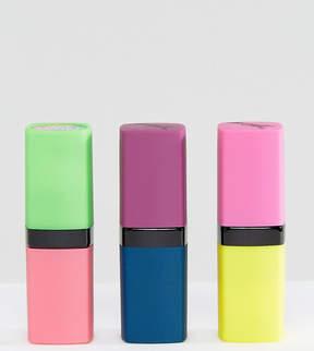 Barry M ASOS Exclusive Color Change Lip Paint Set