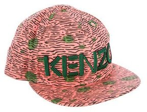 Kenzo Polka Dot Striped Hat