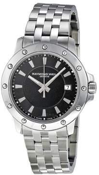 Raymond Weil Tango Black Dial Men's Watch