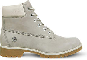 Timberland Slim premium 6-inch leather boots
