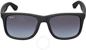 Ray-Ban Justin Classic Grey Gradient Sunglasses RB4165F 622/8G