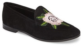 Rebecca Minkoff Women's Dylan Floral Embroidered Loafer