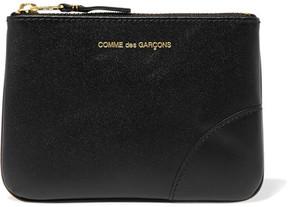Comme des Garçons - Leather Pouch - Black