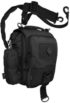 Asstd National Brand Hazard 4 Kato Ipad/Tablet Mini-Messenger Bag W/ Molle Black