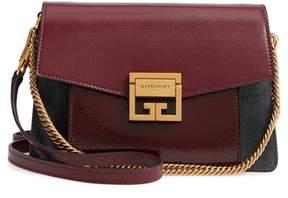 Givenchy GV3 Deerskin Leather Shoulder Bag