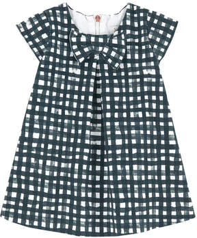 Jean Bourget Checked dress