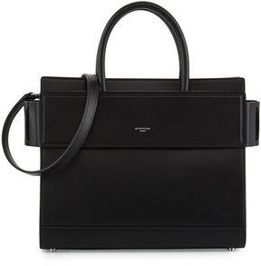 Givenchy Horizon Small Smooth Leather Satchel Bag