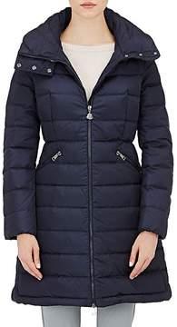 Moncler Women's Down-Quilted Flammette Coat