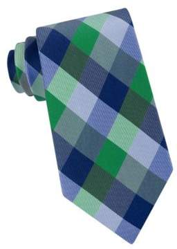 Lord & Taylor The Mens Shop Tyler Tartan Silk Woven Tie