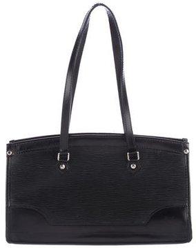 Louis Vuitton Epi Madeleine PM - BLACK - STYLE