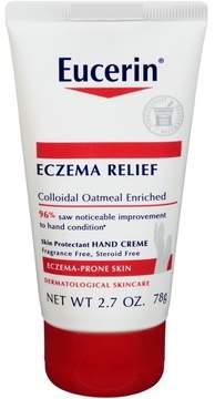 Eucerin Eczema Hand Crème - 2.7oz