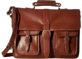 Scully Elijah Workbag Brief Briefcase Bags