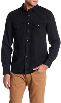 Joe's Jeans Ralston Plaid Regular Fit Shirt