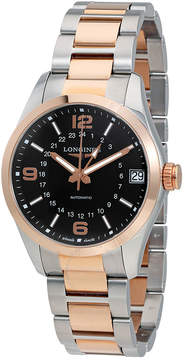 Longines Conquest Classic Automatic Men's GMT Watch