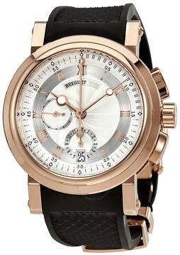 Breguet Marine Automatic 18kt Rose Gold Men's Watch