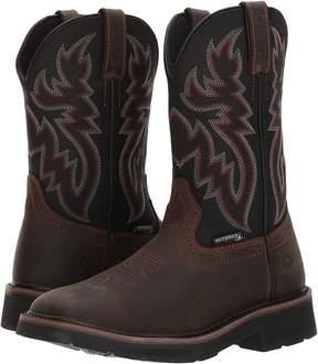 Wolverine Rancher Steel Toe WP Wellington Men's Boots