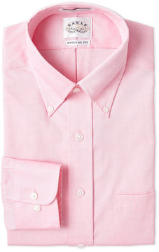 Eagle Cameo Pink Solid Regular Fit Dress Shirt