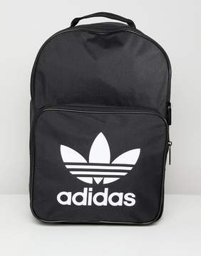adidas Classic Backpack In Black