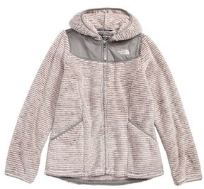 The North Face Girl's Oso Fleece Hoodie