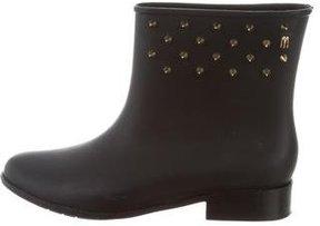 Melissa Spiked Rain Boots