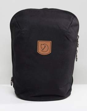 Fjallraven Kiruna Backpack in Black 15L