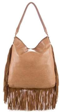 Tory Burch Leather Fringe Bag