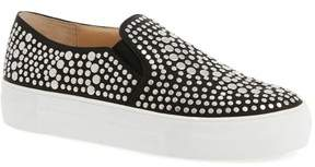 Vince Camuto Women's Kindra Studded Slip-On Sneaker