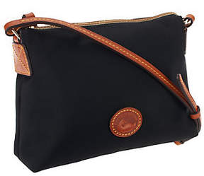 Dooney & Bourke As Is Nylon Crossbody Pouchette Bag - ONE COLOR - STYLE