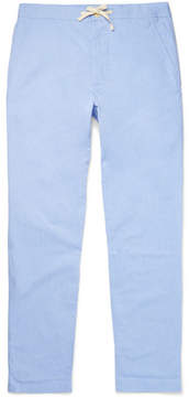 Oliver Spencer Loungewear Cotton Pyjama Trousers