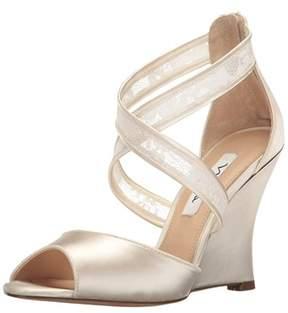 Nina Women's Elyana Wedge Sandal.