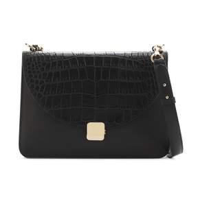 Cuyana Lock Shoulder Bag