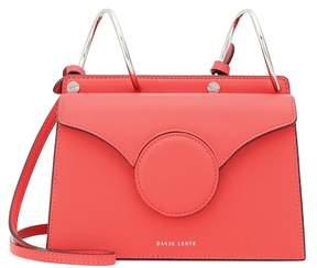 Lente Danse Mini Phoebe leather shoulder bag