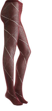Via Spiga Lace Up Tights - Women's