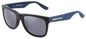 McQ Cat Eye Plastic Sunglasses