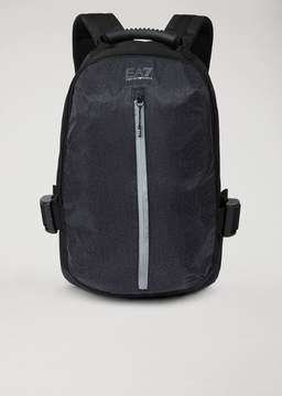 Emporio Armani Ea7 7.0 Rucksack With Central Zip