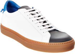 Givenchy Lace-Up Leather Sneaker