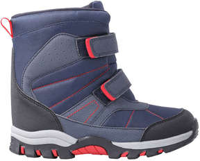 Joe Fresh Kid Boys' Essential Snow Boots, Navy (Size 5)