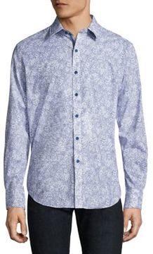 Robert Graham Moss Landing Regular-Fit Shirt
