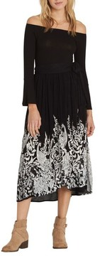 Billabong Women's Infinite Midi Skirt