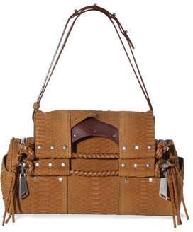 Corto Moltedo Priscilla Python Bag