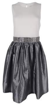Calvin Klein Women's Colorblocked Sleeveless Dress