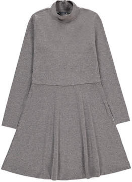 Little Remix Turtle Neck Skater Dress