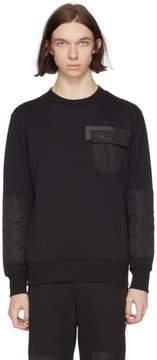 Diesel Black S-Crome Sweatshirt
