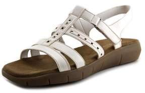 Aerosoles Wipple Threat Open-Toe Leather Slingback Sandal