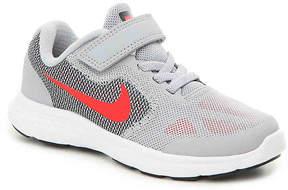 Nike Boys Revolution 3 Toddler & Youth Running Shoe
