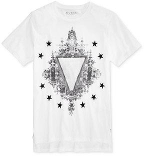 GUESS Men's Triangle Star T-Shirt