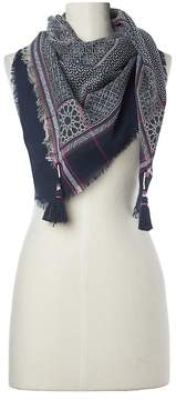 Gap Oversized fringe tassel scarf