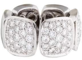 Damiani Pavé Diamond Ring