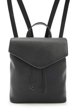 Forever 21 Flap Drawstring Backpack