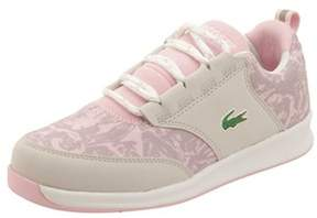 Lacoste Youth L.ight 317 Sneaker.